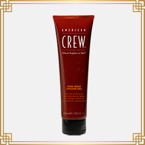 AMERICANCREW FIRM HOLD STYLING GEL TUBE