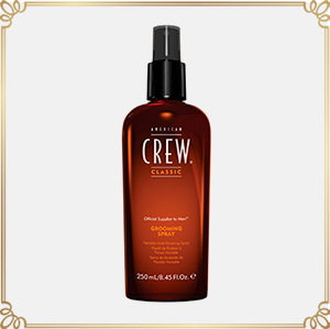 AMERICANCREW GROOMING SPRAY