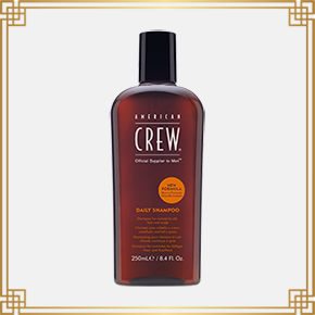 AMERICANCREW DAILY SHAMPOO (250ml)