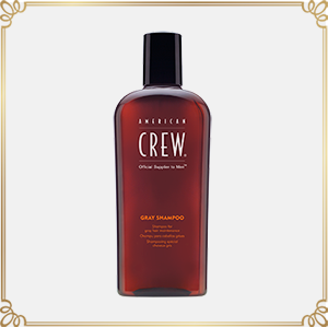AMERICANCREW CLASSIC GRAY SHAMPOO (250ml)