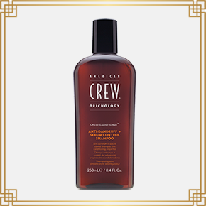AMERICANCREW ANTI-DANDRUFF SHAMPOO (250ml)