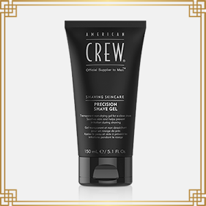 AMERICANCREW PRECISION SHAVE GEL (150ml)