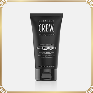 AMERICANCREW MOISTURING SHAVE CREAM (150ml)