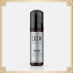 AMERICANCREW BEARD FOAM CLEANSER
