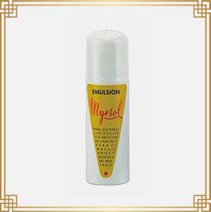 MYRSOL Emulsión roll-on