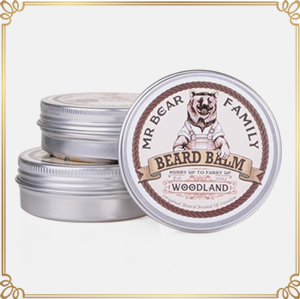 MR.BEAR Bálsamo barba Woodland 60 ml