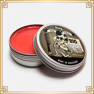 MACHO Big Macho Pomade Heavy